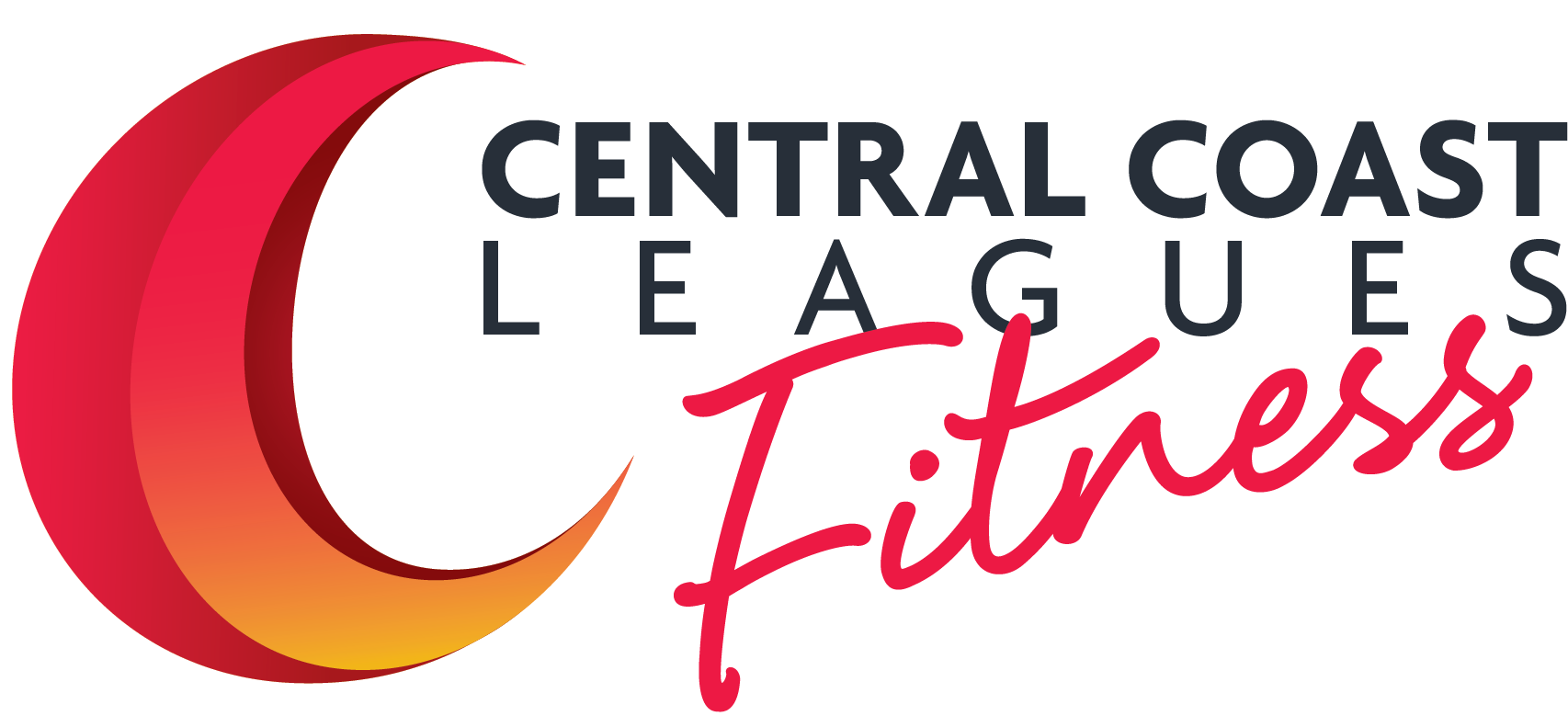 Central Coast Leagues Fitness Logo